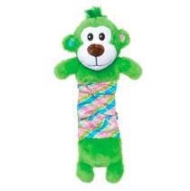 Dogit Stuffies Green Monkey