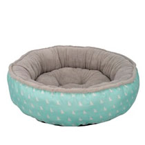 Dogit Donut Bed Baby Blue LRG