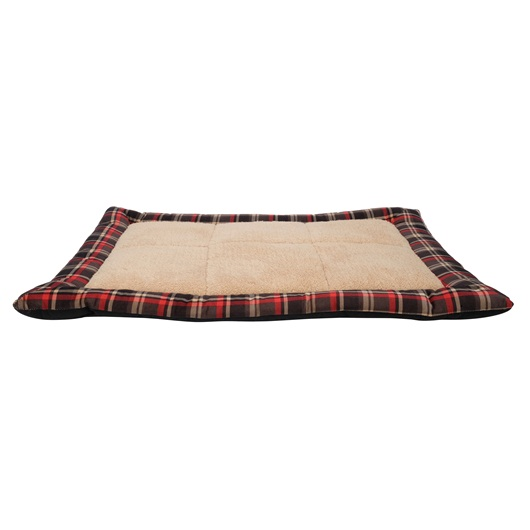 Dogit Rectangular Mat Red Tartan