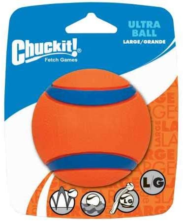 Chuckit Ultra Ball 1-PK LG
